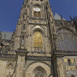 Saint Vitus' Cathedral,Prague .Czech Republic — Stock Photo