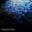 Stock Photo: Geometric tech background.