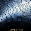 Geometric tech background. — Stock Photo #10825115