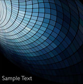 Geometric tech background. — Stock Photo