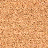 Tiled texture of cork — Stock Photo