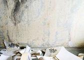Vintage interiores — Fotografia Stock