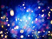 Abstract holidays backgrounds with beauty bokeh and lights — 图库照片