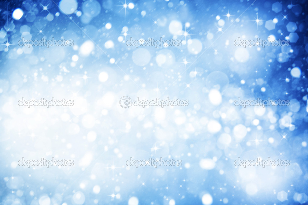 Abstract winter backgrounds with beauty bokeh  Stock Photo #11725097