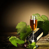 Abstract wine-making backgrounds — Stock Photo