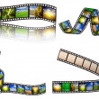 Filmstrip — Stock Photo #12417829