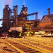 Metallurgical plant — Stock Photo #10901539