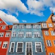 Old Copenhagen architecture — Stock Photo