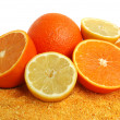 Fresh citrus — Stock Photo #11366631