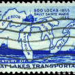 USA - CIRCA 1955 Great Lakes - Foto Stock