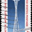 USA - CIRCA 1962 Space Needle — Stock Photo