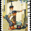 USA - CIRCA 1972 Tom Sawyer — Stock Photo