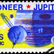 USA - CIRCA 1975 Pioneer 10 - Stock Photo