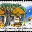 USA - CIRCA 1977 Alta California — Stock Photo