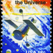 USA - CIRCA 1981 Comprehending the Universe — Stock Photo