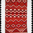 USA - CIRCA 1986 Navajo Art - Stock Photo