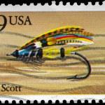 USA - CIRCA 1991 Jock Scott — Stock Photo