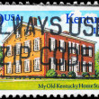 USA - CIRCA 1992 Kentucky Statehood - 图库照片