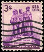 USA - CIRCA 1938 Northwest Territory — Stock Photo