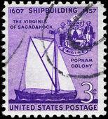 USA - CIRCA 1957 Virginia — Stock Photo