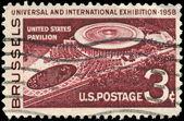 USA - CIRCA 1958 Pavilion — Stock Photo