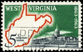 USA - CIRCA 1963 West Virginia — Stock Photo