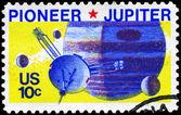 USA - CIRCA 1975 Pioneer 10 — Stock Photo