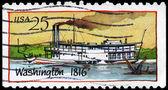USA - CIRCA 1989 Washington — Stock Photo