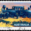 AUSTRALIA - CIRCA 1979 Double Fairlie — Stock Photo