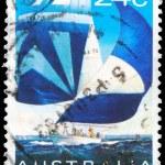 Постер, плакат: AUSTRALIA CIRCA 1981 Ocean Racer