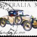 AUSTRALIA - CIRCA 1984 Australian Six — Stock Photo #12380868