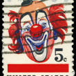 USA - CIRCA 1966 Clown - Stock Photo