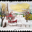 USA - CIRCA 1969 Winter Sunday — Stock Photo #12381858