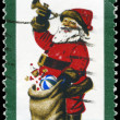 USA - CIRCA 1972 Santa Claus — Stock Photo #12382238