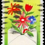 Постер, плакат: USA CIRCA 1980 Letters Lift Spirits