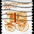 Stock Photo: US- CIRC1985 Bread Wagon