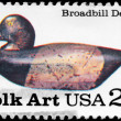 USA - CIRCA 1985 Broadbill — Stock Photo