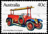 AUSTRALIA - CIRCA 1983 Hotchkiss — Stock Photo