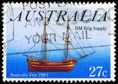 AUSTRALIA - CIRCA 1983 Supply — Stock Photo