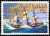 Austrália - por volta de 1984 orient — Fotografia Stock