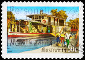 AUSTRALIA - CIRCA 2003 Pyap — Stock Photo