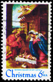 USA - CIRCA 1970 Nativity — Stock Photo