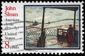 USA - CIRCA 1971 Ferry — Stock Photo