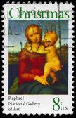 Usa - intorno al 1973 madonna — Foto Stock