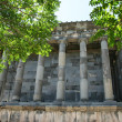 Garni temple - Stock Photo
