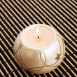 Candle — Stock Photo #10741087