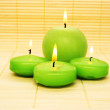 Candles — Stock Photo #10741163