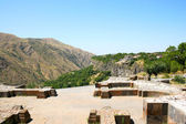 View from Garni temple — Stock Photo