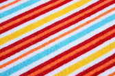 Towel texture — Stock Photo