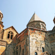 Ancient Apostolic church in Armenia — Stock Photo
